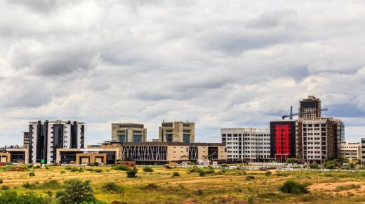 ما هي عاصمة بوتسوانا ؟