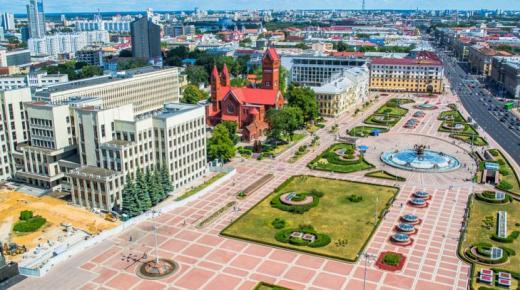 ما هي عاصمة بيلاروسيا ؟