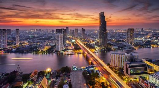ما هي عاصمة تايلاند ؟