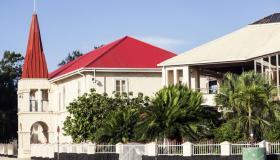 ما هي عاصمة تونغا ؟