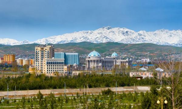 ما هي عاصمة طاجيكستان ؟