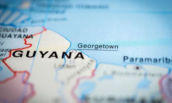 ما هي عاصمة غيانا ؟