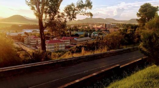 ما هي عاصمة ليسوتو ؟