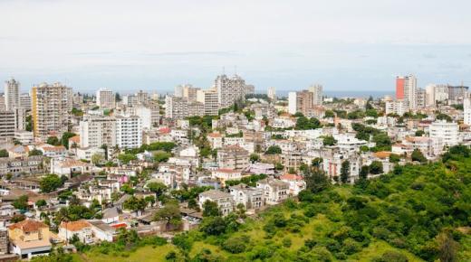 ما هي عاصمة موزمبيق ؟