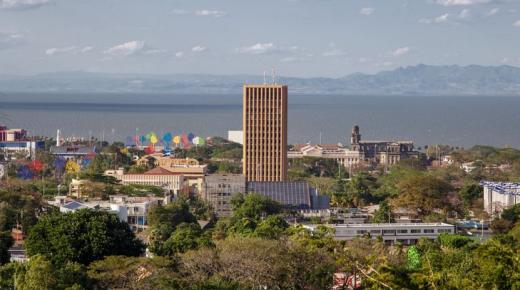 ما هي عاصمة نيكاراجوا ؟