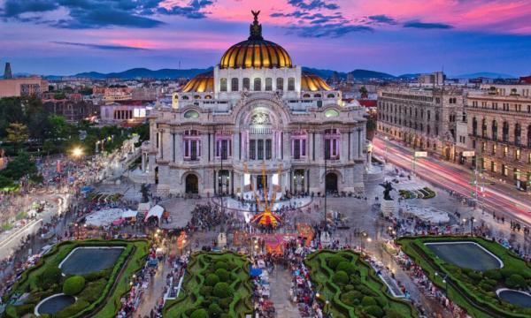 عدد سكان المكسيك لعام 2020   ترتيب المكسيك عالمياً من حيث تعداد السكان