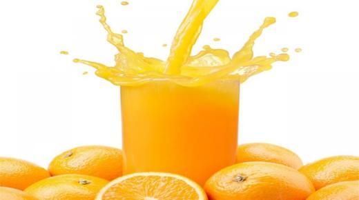 تفسير حلم رؤية شرب عصير البرتقال فى المنام