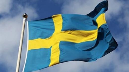 ما معنى ألوان علم السويد ؟