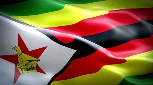 ما معنى ألوان علم زيمبابوي؟