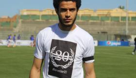 من هو عمر جابر لاعب نادي بيراميدز ومنتخب مصر لكرة القدم؟