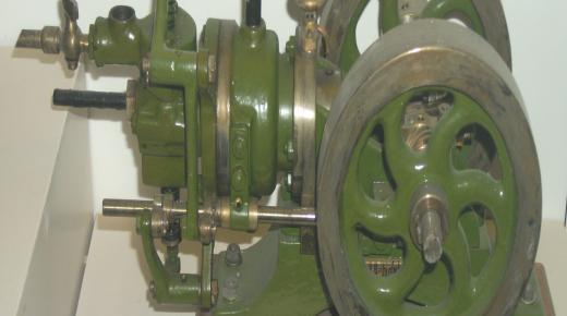 كيفية عمل محرك البخار