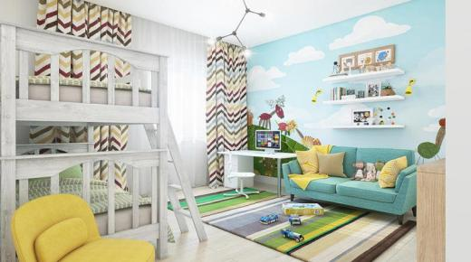 تفسير حلم رؤية غرفة الأطفال في المنام