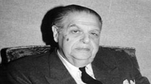 فؤاد سراج الدين رئيس الوفد والنادي الأهلي