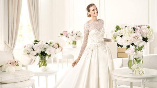 أحدث فساتين زفاف للمحجبات 2019 بالصور