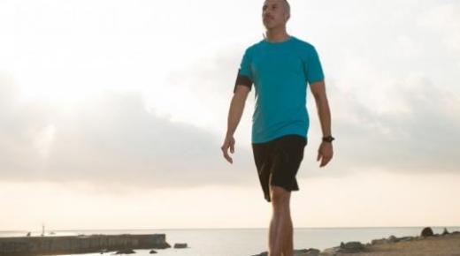 فوائد المشي نصف ساعة يومياً للجسم