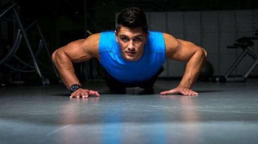 فوائد تمرين الضغط للصحة العامة وتحسين القلب والعضلات