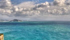 فوائد مياه البحر العلاجية