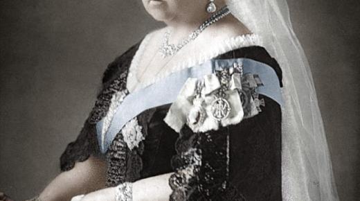 قصة فيكتوريا ملكة بريطانيا العظمى