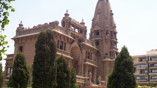 قصة قصر البارون بمصر الجديدة