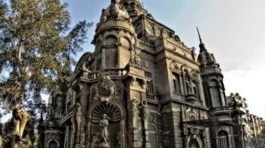 تاريخ قصر السكاكيني الأثري