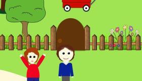 قصص للأطفال في عمر السنة