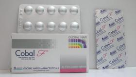 أقراص كوبال ف Cobal F لعلاج نقص فيتامين B12