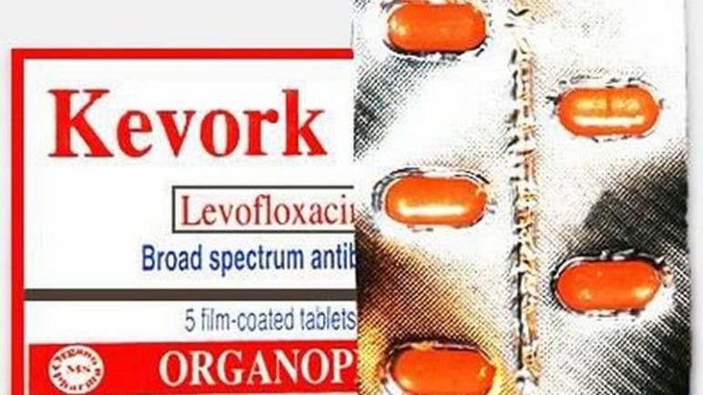 أقراص كيفورك Kevork.. مضاد حيوى واسع المدى يعالج البكتيريا