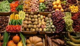 كيفية تخزين الخضار والفواكه