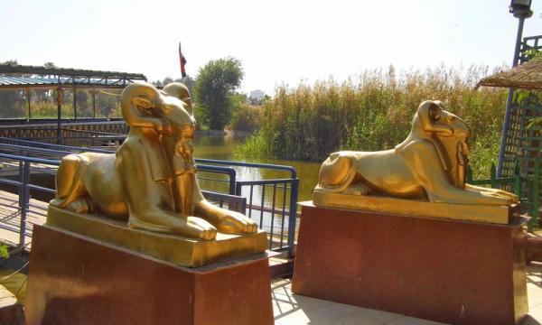 ماذا تعرف عن القرية الفرعونية ؟
