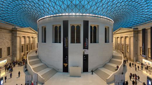 ماذا تعرف عن المتحف البريطاني ؟