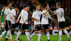 موعد مباراة ألمانيا وإيرلندا الشمالية الثلاثاء 19-11-2019 | تصفيات يورو 2020