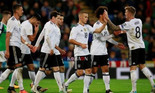 موعد مباراة ألمانيا وإيرلندا الشمالية الثلاثاء 19-11-2019   تصفيات يورو 2020