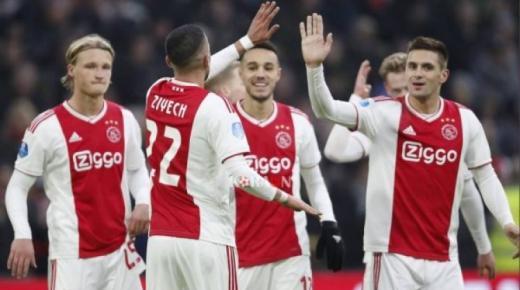موعد مباراة اياكس وليل الأربعاء 27-11-2019 والقنوات الناقلة | دوري أبطال أوروبا