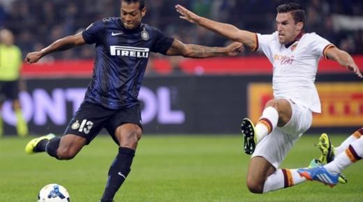 موعد مباراة إنتر ميلان وروما الجمعة 6-12-2019 والقنوات الناقلة | الدوري الإيطالي