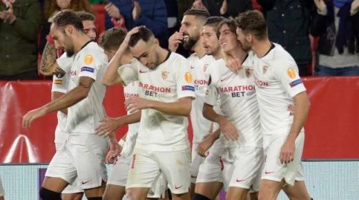 موعد مباراة اشبيلية وأبويل الخميس 12-12-2019 والقنوات الناقلة | الدوري الأوربي