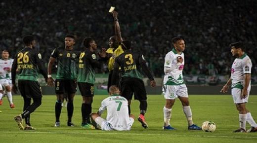 موعد مباراة الرجاء وفيتا كلوب الجمعة 6-12-2019 والقنوات الناقلة | دوري أبطال أفريقيا