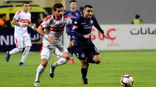 موعد مباراة الزمالك وبيراميدز الخميس 12-12-2019 والقنوات الناقلة | الدوري المصري