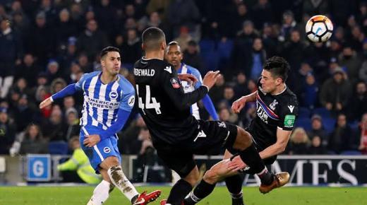 موعد مباراة برايتون وكريستال بالاس الاثنين 16-12-2019 والقنوات الناقلة | الدوري الإنجليزي