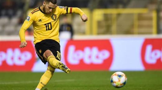 موعد مباراة بلجيكا وقبرص الثلاثاء 19-11-2019   التصفيات المؤهلة ليورو 2020