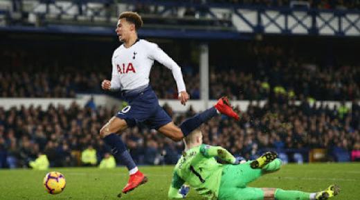 موعد مباراة توتنهام وبورنموث السبت 30-11-2019 والقنوات الناقلة | الدوري الإنجليزي