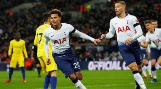موعد مباراة توتنهام وتشيلسي الأحد 22-12-2019 والقنوات الناقلة | الدوري الإنجليزي