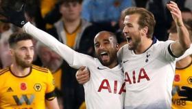 موعد مباراة توتنهام وولفرهامبتون الأحد 15-12-2019 والقنوات الناقلة   الدوري الإنجليزي