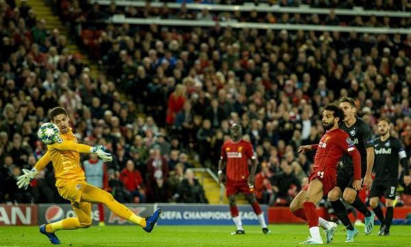 موعد مباراة ليفربول وسالزبورج الثلاثاء 10-12-2019 والقنوات الناقلة | دوري أبطال أوروبا