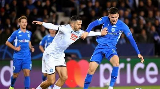 موعد مباراة نابولي وجينك الثلاثاء 10-12-2019 والقنوات الناقلة | دوري أبطال أوروبا