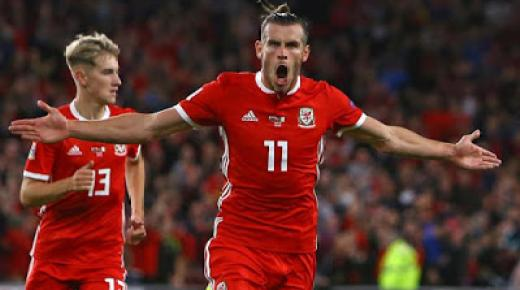 ملخص مباراة ويلز وأذربيجان اليوم السبت في تصفيات يورو 2020