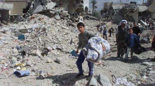 مجزرة جنين والانتهاكات الإسرائيلية بحق الفلسطينيين