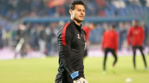 من هو محمد الشناوى حارس مرمي النادي الأهلي ومنتخب مصر لكرة القدم؟