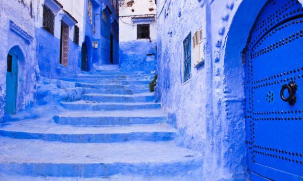 مدينة شفشاون .. جوهرة المغرب الزرقاء