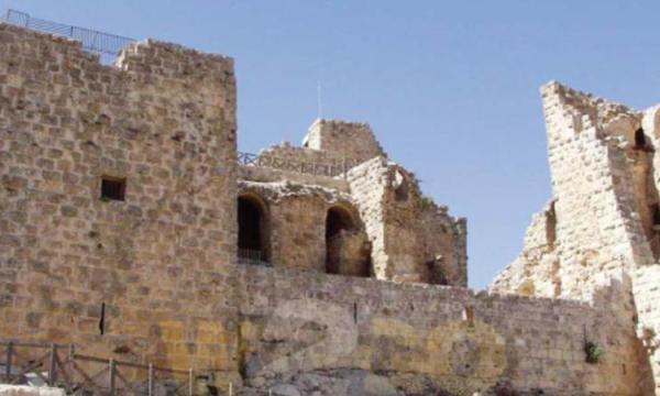 آثار مدينة عجلون