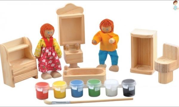 مشروع إنتاج ألعاب خشبية للأطفال